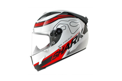 RACE-R PRO MILES Black White Red