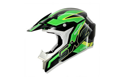 SX2 Dooley black green yellow