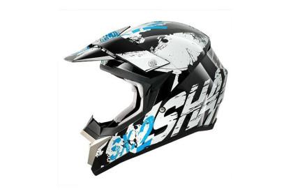 SX2 Freak black white blue