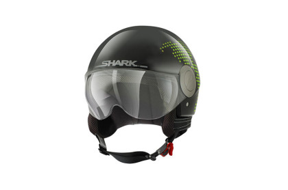 SK By Shark Map Anthracite green Anthracite