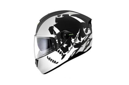 SKWAL INSTINCT Mat Black white silver