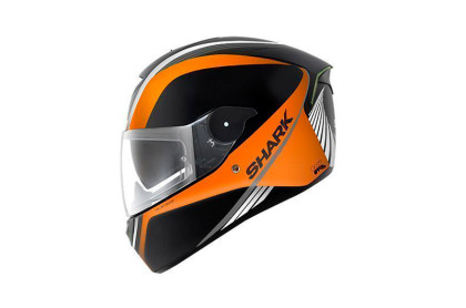 SKWAL SPINAX Mat Black orange white