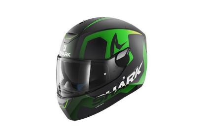 SKWAL TRION Mat Black Green Green