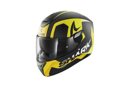 SKWAL TRION Mat Black Yellow Yellow
