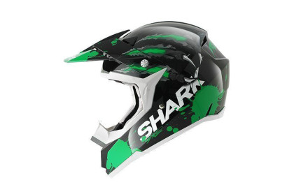 SX2 PREDATOR black green