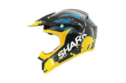 SX2 PREDATOR black yellow blue