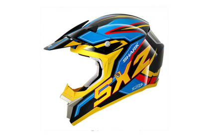SX2 Dooley black yellow blue